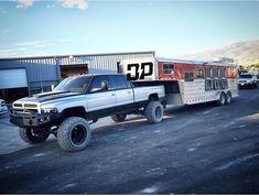 My dream truck! 96 Dodge Cummins 12v 4 door, 800hp compound turbos.