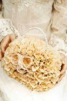Wedding flowers #roses