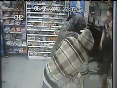 Canadian Store Owner Fights Off Robbers With Bear Spray