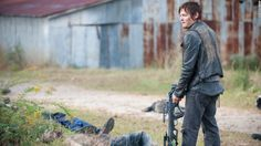 Michael Rooker | ... Michael Rooker) and the Governor (David Morrissey) at this rusted mill