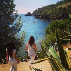 Camino de ronda de Roses. Siempre sorprendente!#aroses #visitroses #catalunyaexperience #costabrava