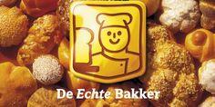 logo de echte bakker.