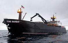 Time Bandit - My favorite crab boat!