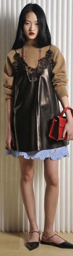 ℳiss Darby's Dior   Poppy Pea  Pre-Fall 2016 Christian Dior