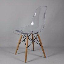 Cadeira Transparente Dkr Charles Eames - Oferta !!!