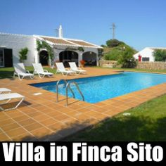 Menorca is a beautiful place for your tourism point here is every years lots of tourists come and enjoy the vacations and here you find the villa for your stay on your own favorite spot.