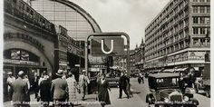 Berlin Alexanderplatz, um1930.