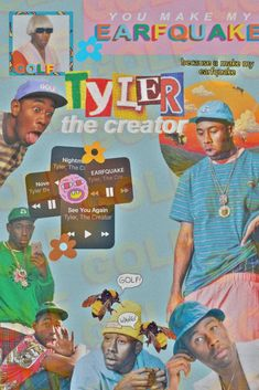 Tyler, the creator wallpaper