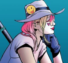 Harley Quinn in Suicide Squad #11