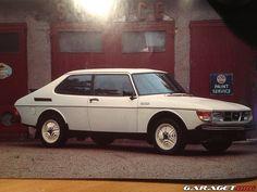 Saab 99 Turbo CombiCoupe (1978) Frankfurt, Pearl White, Volvo, Dream Cars, Automobile, Wheels, Vehicles, Classic, Beautiful