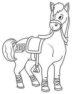 90 ausmalbilder pferde-ideen in 2020 | ausmalbilder pferde