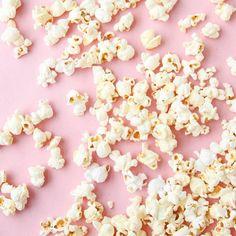 Popcorn is always a good idea