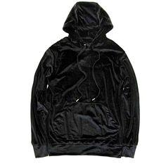Men's Clothing, Hoodies & Sweatshirts, Men's Hoodies Hip Hop SWAG Velvet Velour Long Sleeve Hooded Sweatshirt - Black - CS184XEY2CL   #fashion #Hoodies #Sweatshirts #men #outfits #clothing