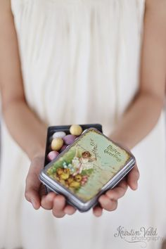 Giving Hands ~ Treasures to Hold ~ Easter ~ Kristín Vald
