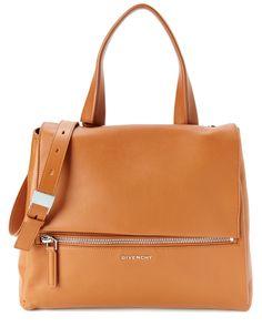 Givenchy Pandora Calfskin Medium Satchel is on Rue. Shop it now.