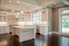 White Kitchen Cabinets Design, Pictures, Remodel, Decor and Ideas - page 14