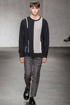 Casely-Hayford Spring 2015 Menswear Collection Slideshow on Style.com