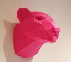 Esculturas de papel para decorar tu casa o estudio