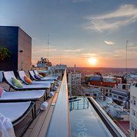 algunas de las mejores terrazas de Madrid donde disfrutar del buen tiempo con las mejores vistas