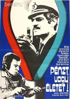 régi film plakát: Pénzt vagy életet 1976 Sóvári - Vatera.hu