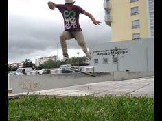 Azores SKATEBOARD Emanuel Costa - sk8 128 (+lista de reprodução) watch my tricks :D nollie tre ,tre double flip ,primo bs flip manual ,primo bigspin flip and more