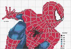 Spider-Man  Altura 68 Largura 87
