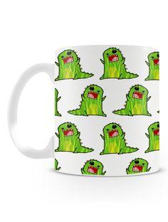 Caneca Dinos | Uma loja de caneca  #dinossauros #canecas #kids #infancia