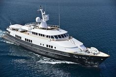 Berzinc yacht for sale. Full details and pictures Boat International