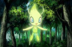 El décimo primer candidato a los mejores Pokémones legendarios es #Celebi #Pokeleyenda #Pokemon