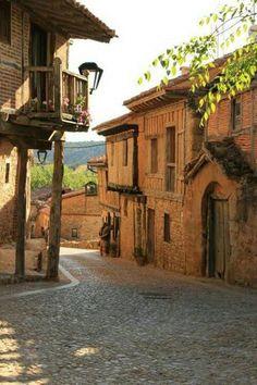 Calatañazor. Soria. Spain.