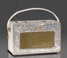 Roberts crystal radio