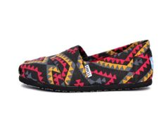 Toms - Womens Red Indo Classics