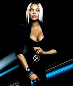 Beyonce As Storm by MistahBeyonce.deviantart.com on @deviantART