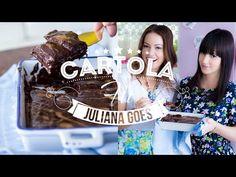 Chocolate, banana e queijo – aka Cartola Fit feat. Ju Goes | Vídeos e Receitas de Sobremesas