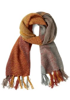 Orchard Day Scarf, #ModCloth