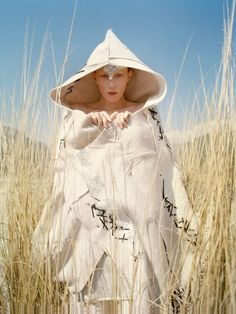 In The Land Of Dreamy Dreams, photography by Tim Walker for Vogue - HUF Magazine