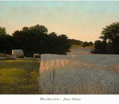 Marc Bohne - Contemporary Artist - Landscape