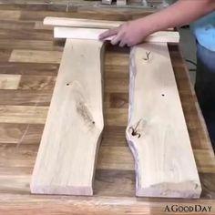 Diy Resin Table, Diy Resin Art, Diy Resin Crafts, Resin And Wood Diy, Wood Crafts, Resin Furniture, Woodworking Furniture, Diy Woodworking, Sauder Woodworking