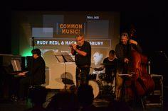 Rudy Redl & Mack Goldsbury im Fabriktheater Moabit am 14.07.2016