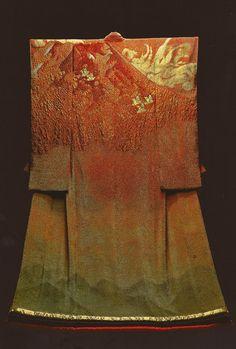   Traditional Kimono   着物  