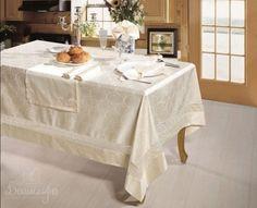 Купить скатерть МИЛКАНО 160х180 от производителя Asabella (Китай)