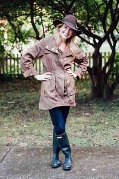 Fall Rain Boots That Look Good