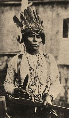 George Allen Charley (the son of Matote) - Chinook - no date