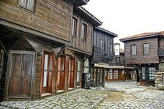 Nessebar - The Old Town