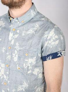 Ben Sherman Floral Shirt by | Goodstead | Goodstead ($50-100) - Svpply