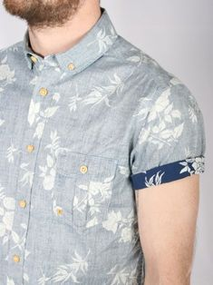 Ben Sherman Floral Shirt by | Goodstead | Goodstead ($50-100) - Svpply