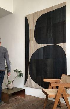 Image of large tapestry Ellsworth