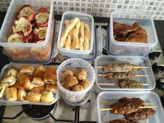 Slimming world camping food or buffet ideas