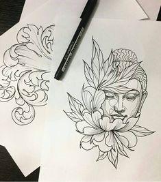 #buddha #peace #tattoo