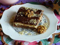 Ciasto Bakałarz/ Bakałarz cake #mniam #pyszne #ciasto Tiramisu, French Toast, Baking, Breakfast, Ethnic Recipes, Food, Cakes, Morning Coffee, Cake Makers